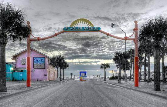 New Smyrna Seaside Fiesta Flagler Avenue