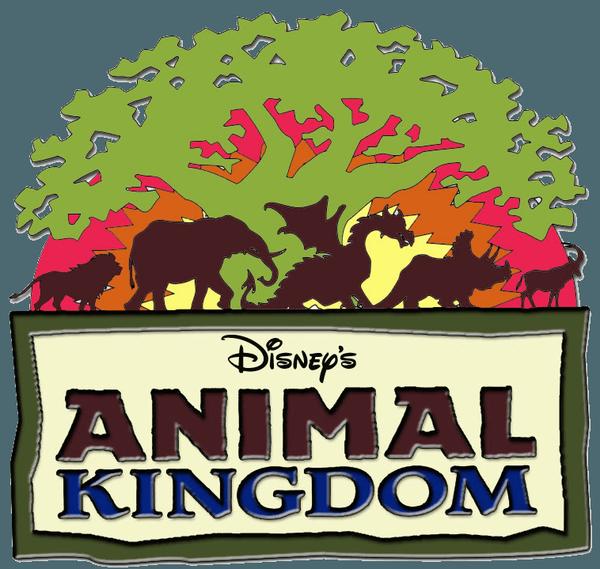 Disneyworld Animal Kingdom Colour Logo