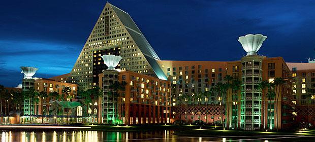 Disneyworld Dolphin Hotel