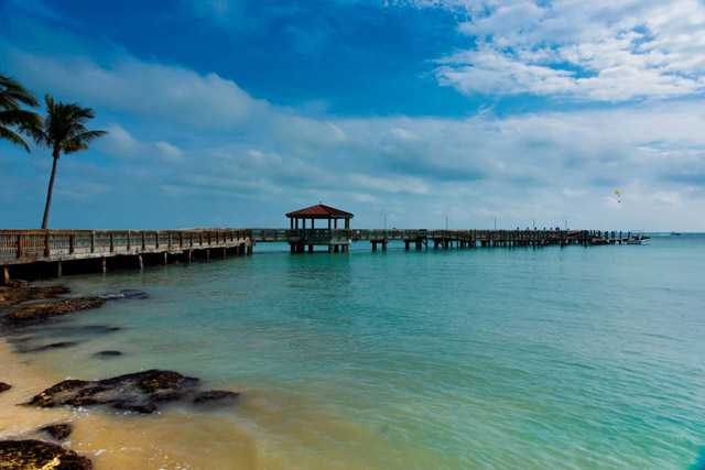 6 reasons why summer in florida is fantastic orlando for Key west fishing pier