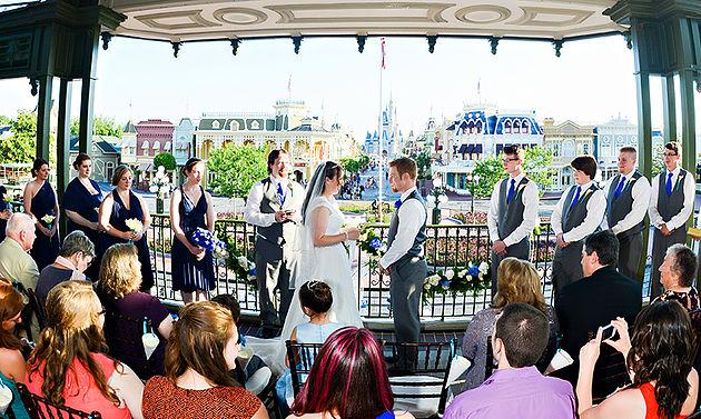 Magic_Kingdom_Train_Station_Wedding