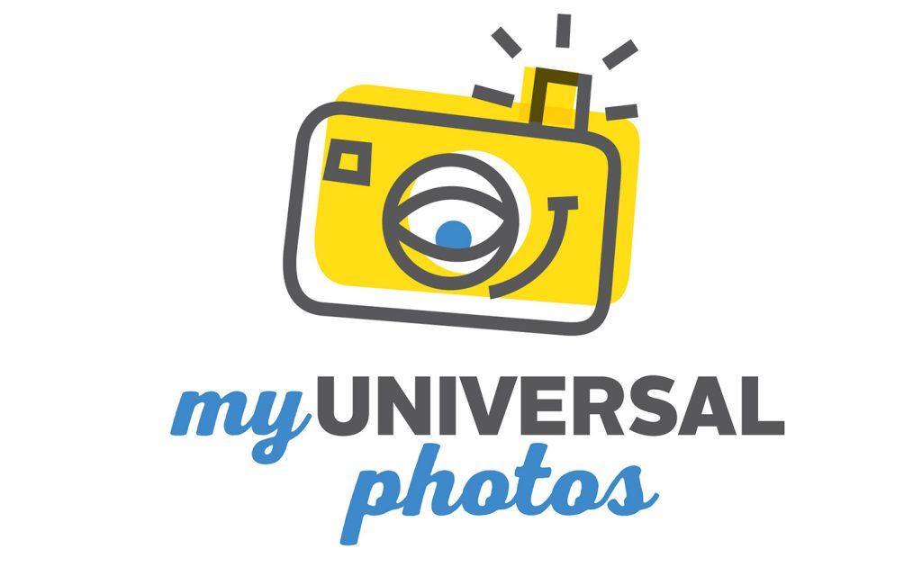 My Universal Photos logo