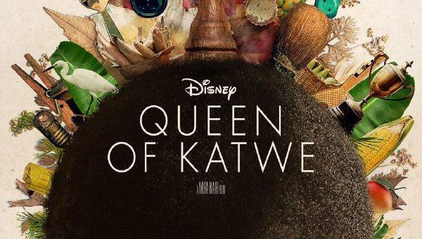 Queen of Katwe film poster