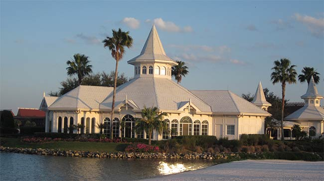 Disney S Wedding Pavilion Gets A New Look Orlando Tickets Hotels Packages