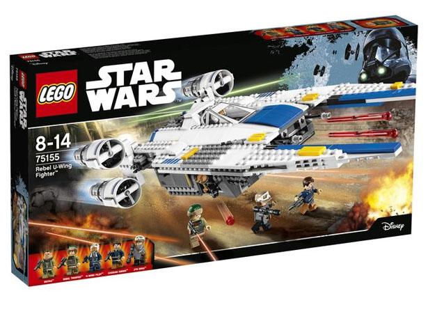 LEGO Rebel U-Wing Fighter