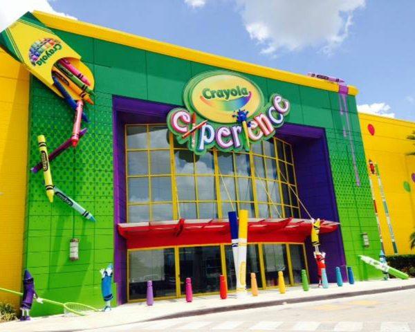 Halloween Event At Crayola Experience Orlando Orlando