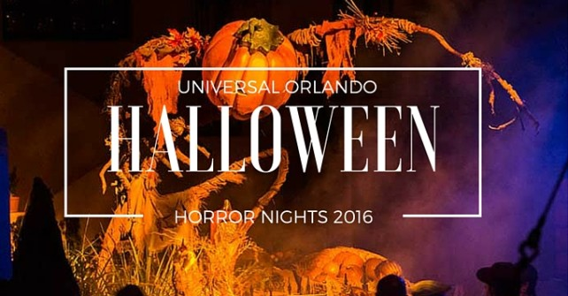 start panicking its never too soon halloween horror nights 2016 orlando tickets hotels packages - Halloween Horror Nights In Orlando Florida