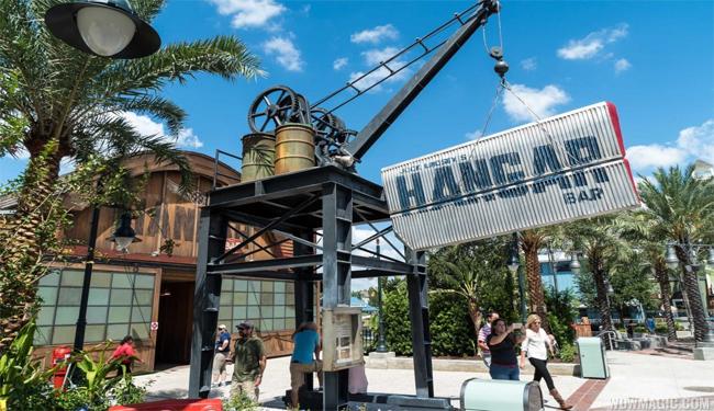 Jock Lindsey S Hangar Bar Lands At Disney Springs