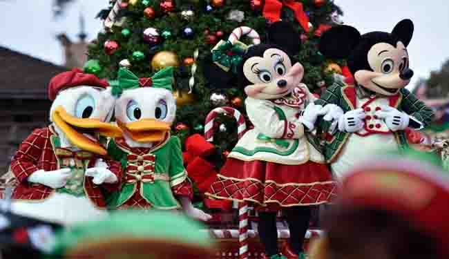 Orlando Christmas Vacation Packages