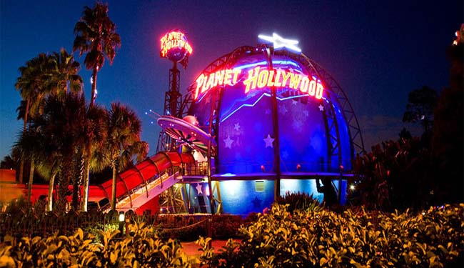 scrumptious shakes at planet hollywood observatory orlando tickets hotels packages. Black Bedroom Furniture Sets. Home Design Ideas