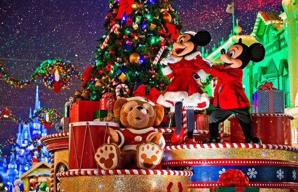 post navigation - When Does Disneyworld Decorate For Christmas