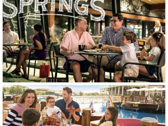 Dine Around the World at Epcot For $5 Per International Pavilion