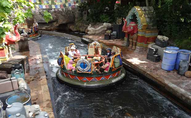 Kali River Rapids Moves To A Delayed Opening