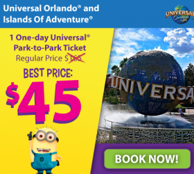 As Florida Residents, not only are we lucky enough to live next to some of  the best theme parks in the world, but we get the best discounts too.