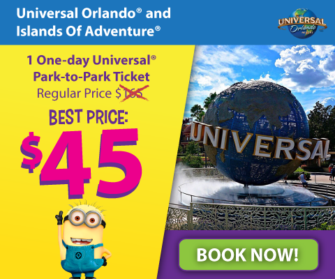 Universal Studios Hollywood Ticket Discounts From Undercover Tourist. Undercover Tourist, a great ticket vendor we've recommended for many years, offers significant discounts on Universal Studios Hollywood tickets and tickets for other California and Florida attractions.