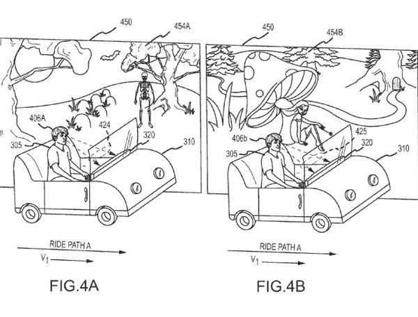 Disney files patent to customize attractions based on rider emotions