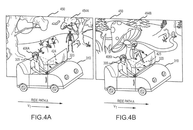 Disney patent to customize attractions based on rider emotions