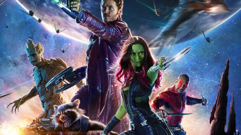 Marvel's Guardians of the Galaxy (2015 -) Online with
