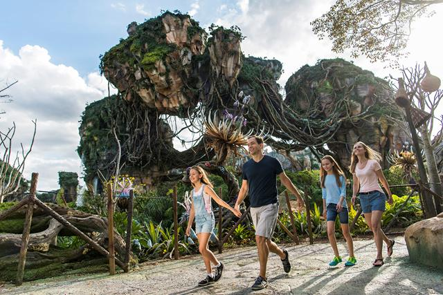 Disney to Live Stream The Dedication of Pandora: The World of AVATAR at Animal Kingdom