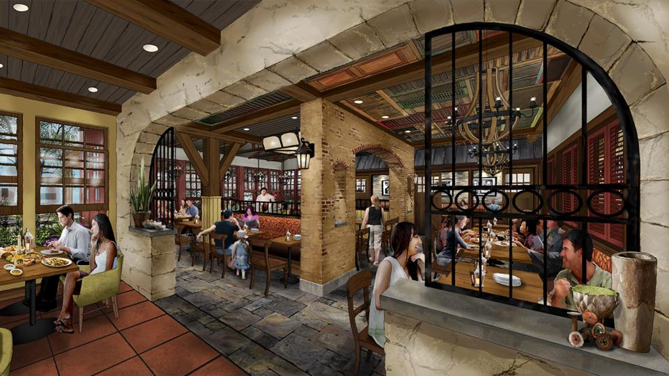 Disney Springs Portobello Reopening As Terralina Crafted