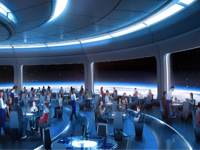 New Space Restaurant to Offer 'Out-of-this-World' Dining Experience at Epcot