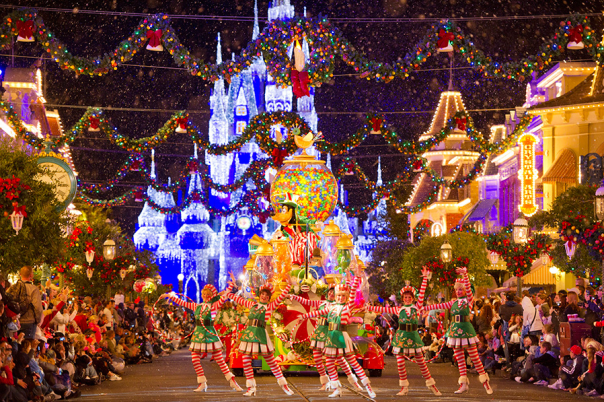 disneys magic kingdom will close one hour before the beginning of mickeys very merry christmas party on event nights in 2017 a change from years past