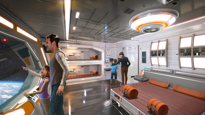 space hotel epcot