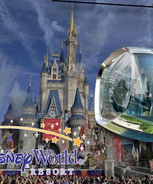 Disney Info Sites: Analyzing Exact Locations Of Disney Skyliner (Gondolas) At