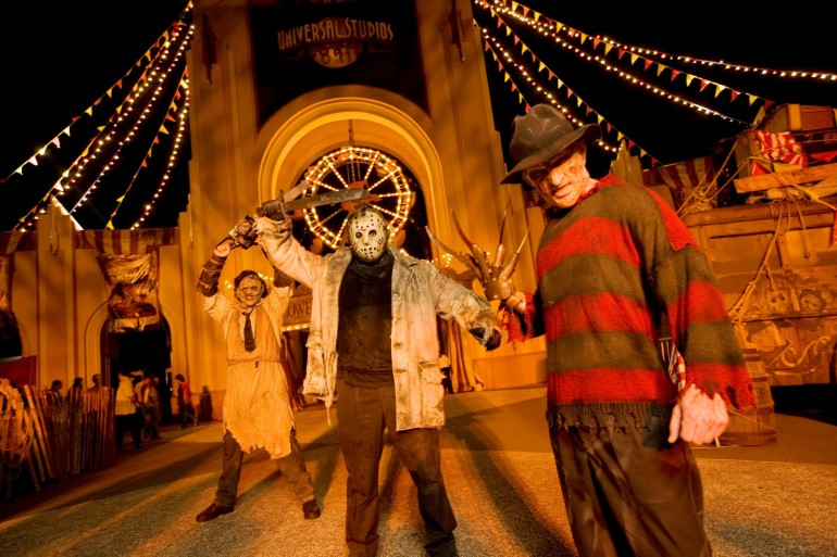 opening night universal orlando halloween horror nights 27 orlando tickets hotels packages - Halloween Horror Nights In Orlando Florida