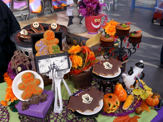 Allergy Friendly Candy available at Mickey's Not So Scary Halloween Party