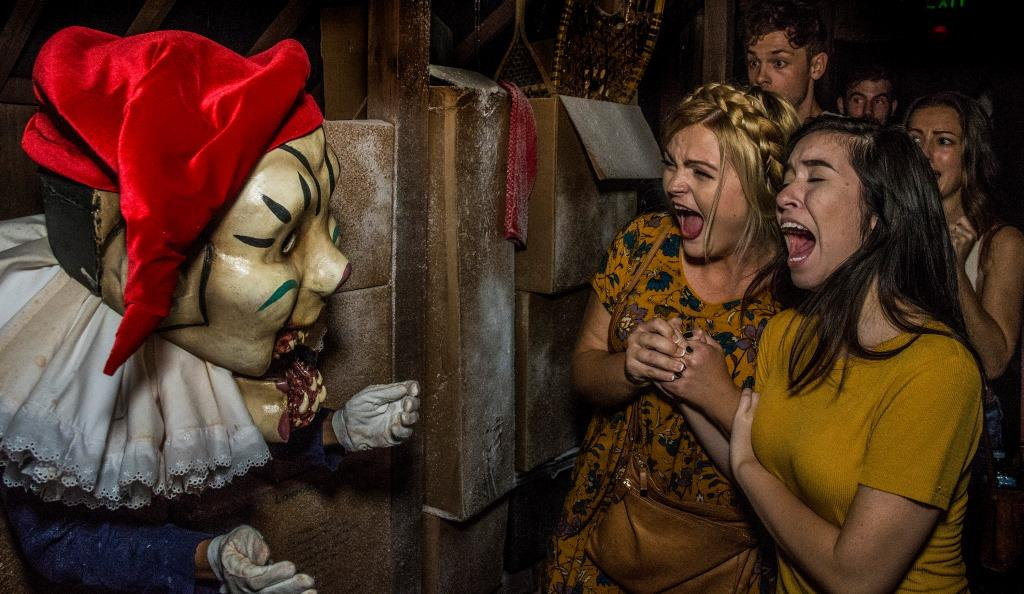Halloween Horror Nights 27 at Universal Studios Florida - Orlando ...