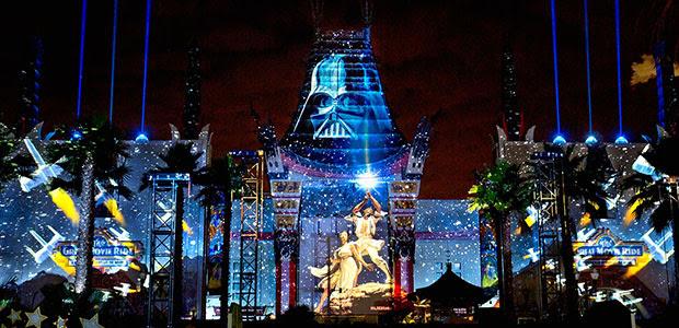Star Wars Galactic Nights Returns December 2017 at Disney's Hollywood Studios