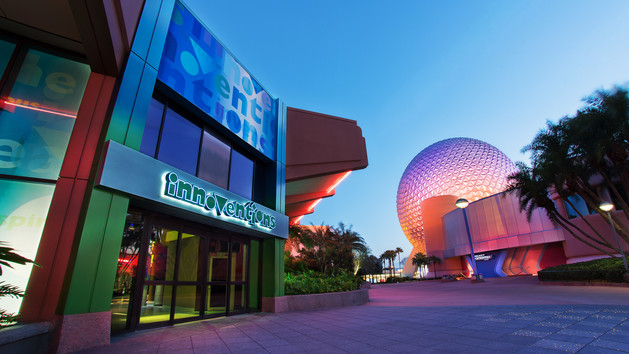 SpectacuLAB at Epcot's Innoventions
