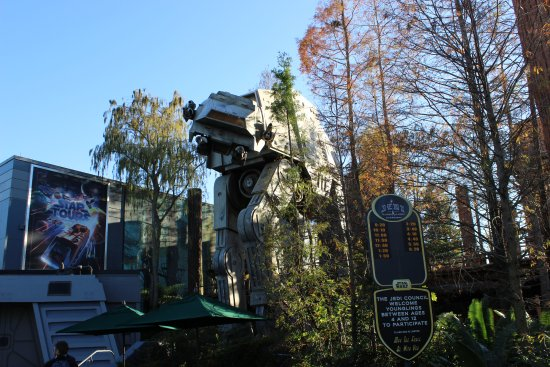 Star Tours To Universal Studios