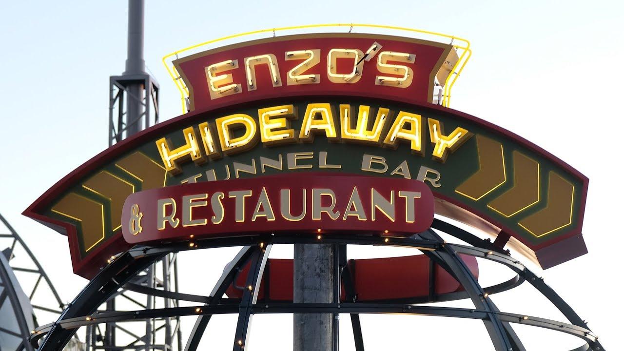 Enzo S Hideaway At Disney Springs Will Begin Its Smuggler