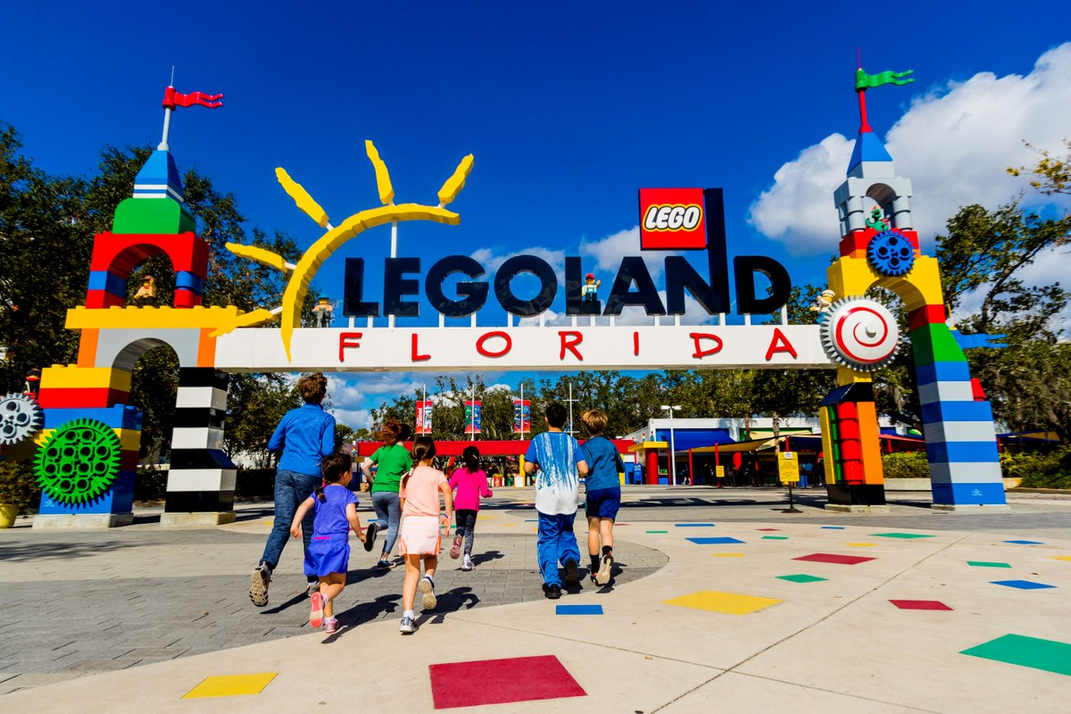 Cheap Hotel And Tickets To Legoland