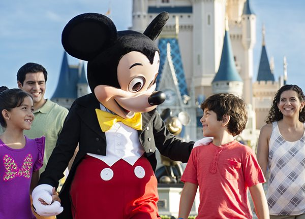 family-mickey-in-magic-kingdom
