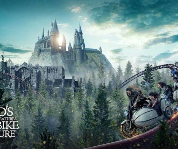Hagrid-Coaster-roller coaster