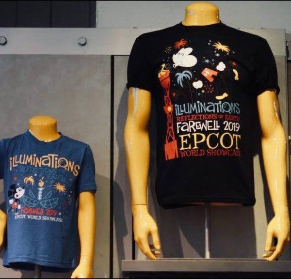 """Farewell-IllumiNations""""-merchandise"""