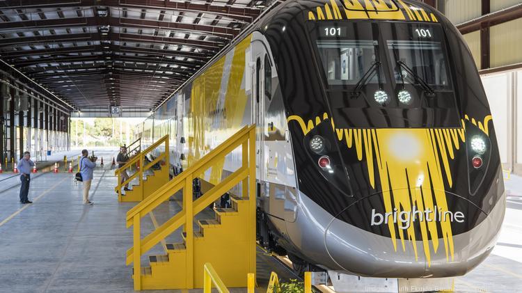 Virgin Trains breaks ground on South Florida to Orlando leg