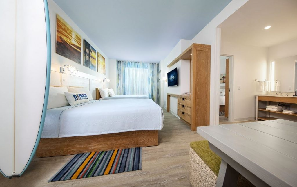 Universal's Endless Summer Resort Surfside Inn and Suites