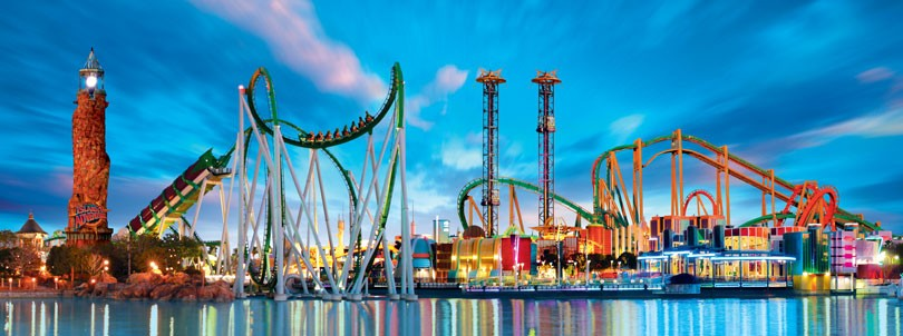TripAdvisor names top 25 amusement parks in the world