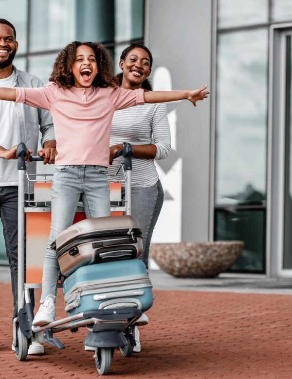 This is the best airport For Walt Disney World